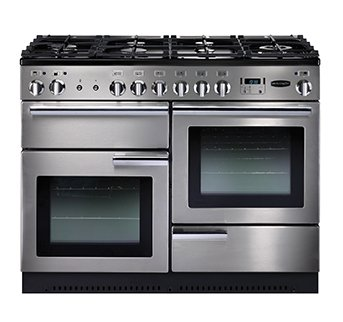 professional range cooker by rangemaster kitchens france