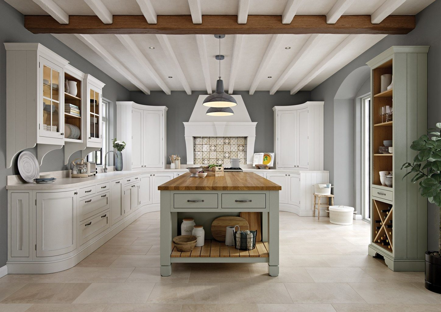 cuisines design Cannes, made to measure kitchen in Cannes