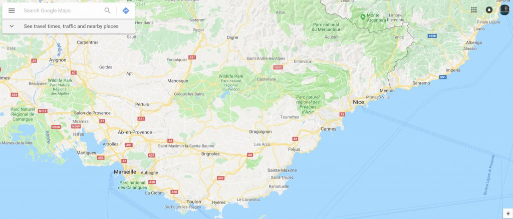 Kitchen companies in the South East of France