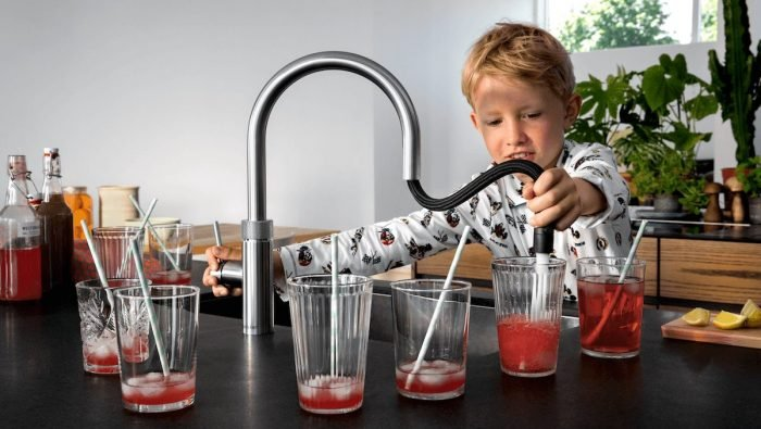 Quooker boiling tap supplier in Cannes