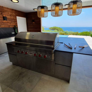 Outdoor/Summer kitchen in Sainte Maxime