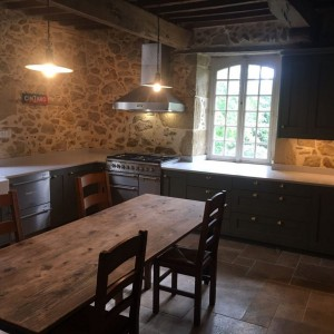Country House Shaker Kitchen