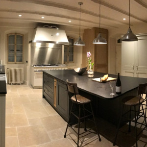 Made to measure Kitchen in Morzine